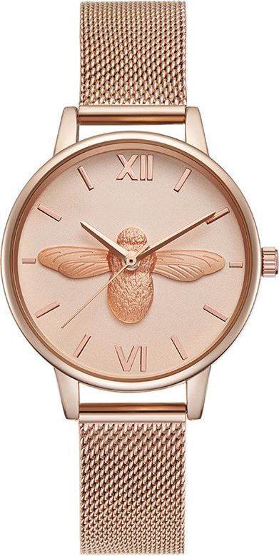 Đồng hồ nữ Aborni Ong Rose Gold