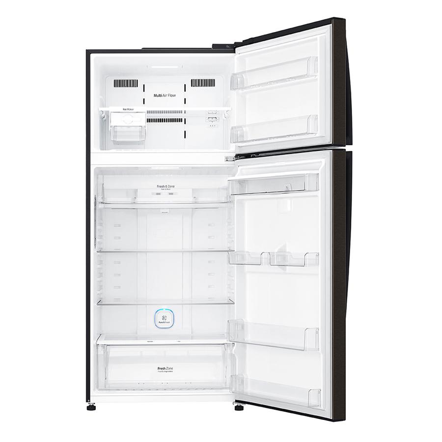Tủ Lạnh Inverter LG GN-D602BL (475L) - Hàng chính hãng