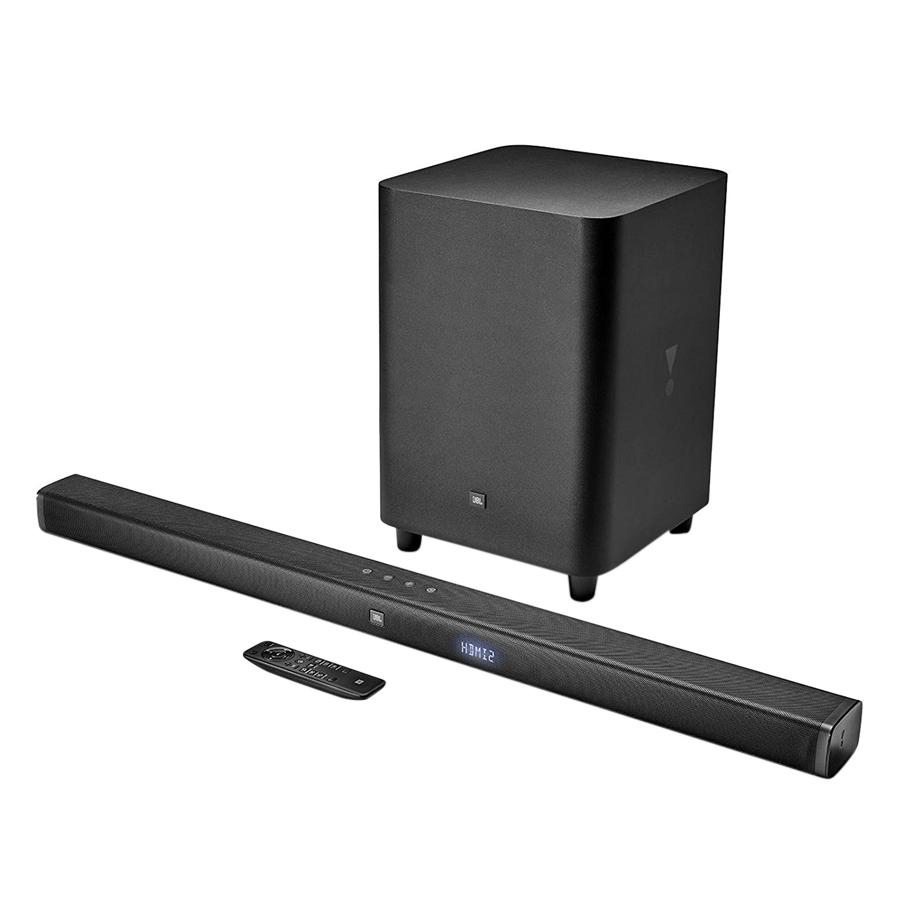 Loa Soundbar 3.1Ch JBL Bar 3.1 - Hàng Chính Hãng