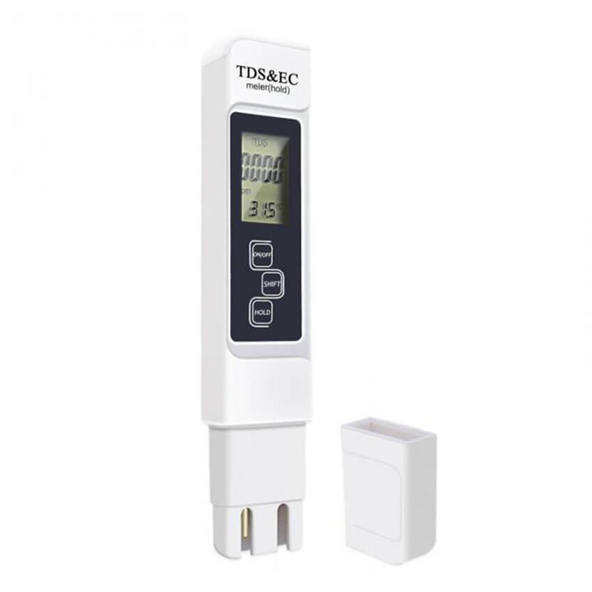 Combo bút đo độ PH và bút thử nước EC
