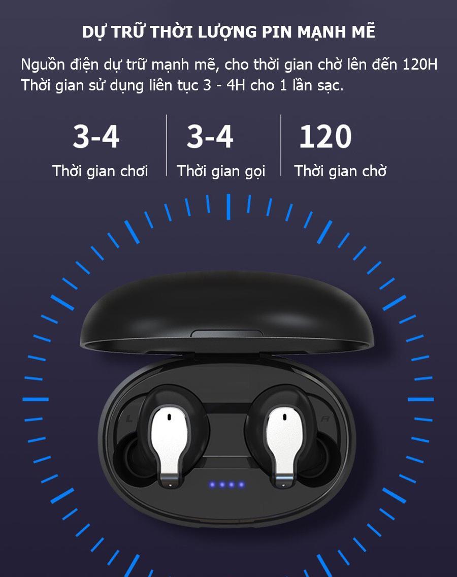 Tai nghe bluetooth 5.0 - Nâng tầm trải nghiệm âm thanh đỉnh cao