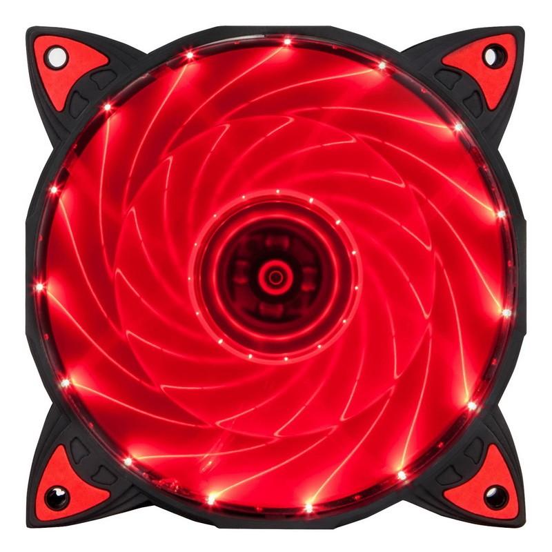 Quạt Tản Nhiệt Xigmatek X9 - LED Đỏ - Hàng Chính Hãng