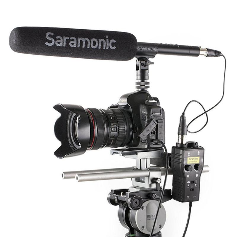Saramonic SmartRig+ - Hàng Chính Hãng