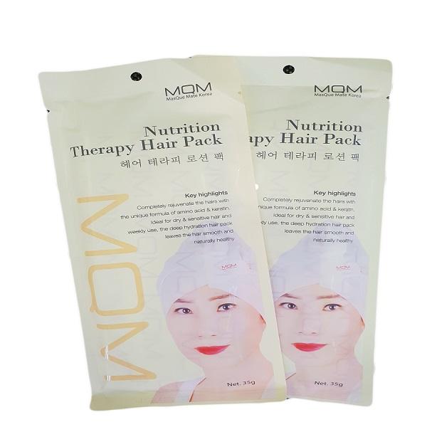 Gói Ủ Tóc, Giúp Tóc Mượt và Bóng -  MQM NUTRITION THERAPY HAIR PACK