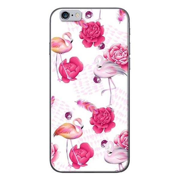 Ốp Lưng Dành Cho iPhone 6  6S - Mẫu Hạc Hồng