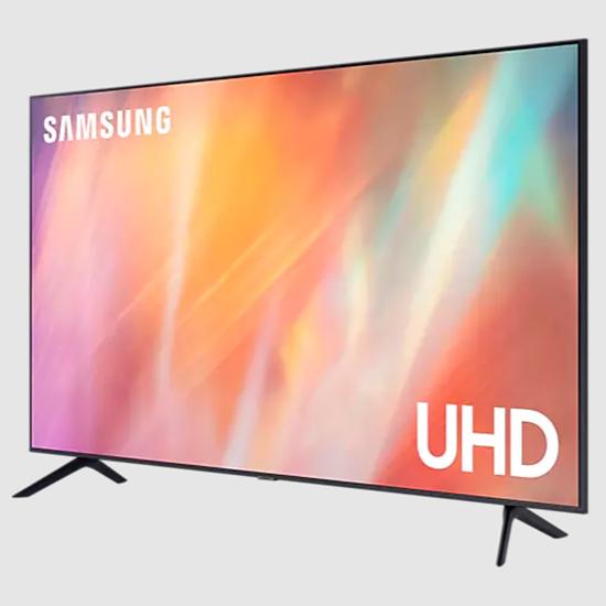 Smart Tivi Samsung 4K 65 inch UA65AU7000 Mới 2021