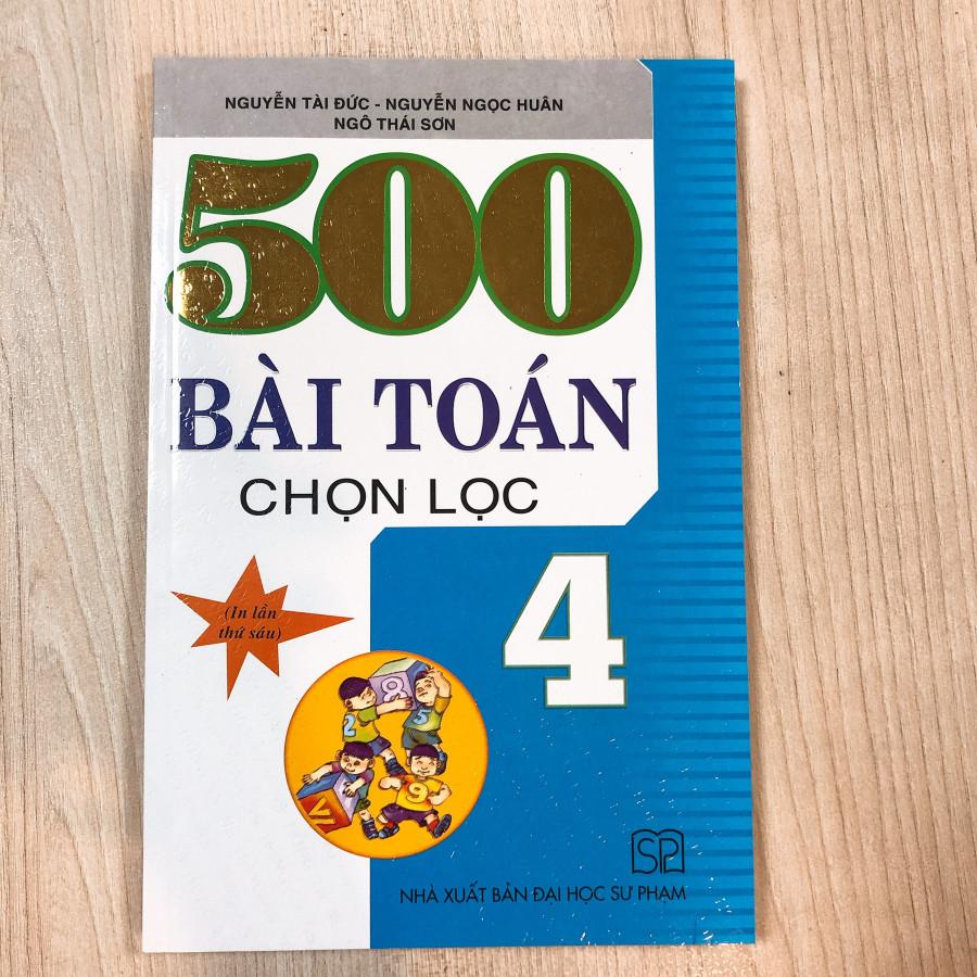 500 Bài Toán Chọn Lọc 4