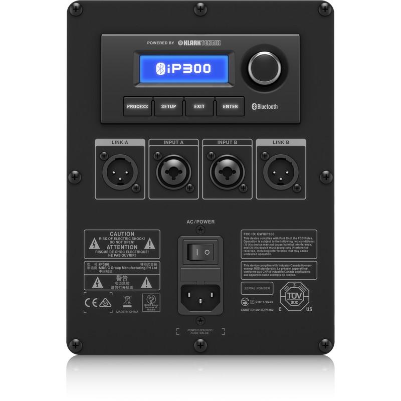 Loa Turbosound iP300 SẢN PHẨM CHÍNH HÃNG