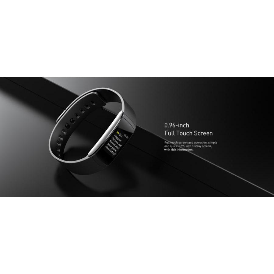 Vòng đeo tay thông minh iWOWN I6 Pro-C (phiên bản đặc biệt màn hình màu) - Hàng Chính Hãng