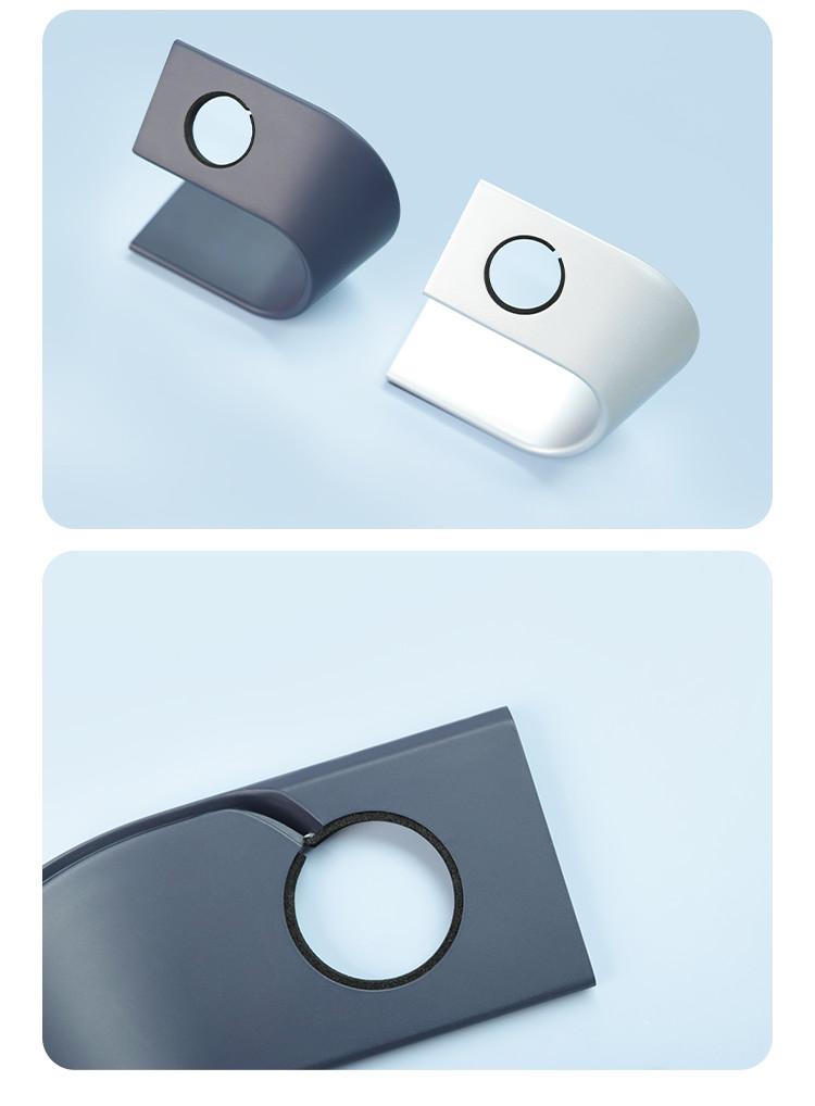 Đế kiêm giá đỡ hợp kim nhôm cho đồng hồ thông minh Apple Watch S3 Vu Studio - Hàng chính hãng