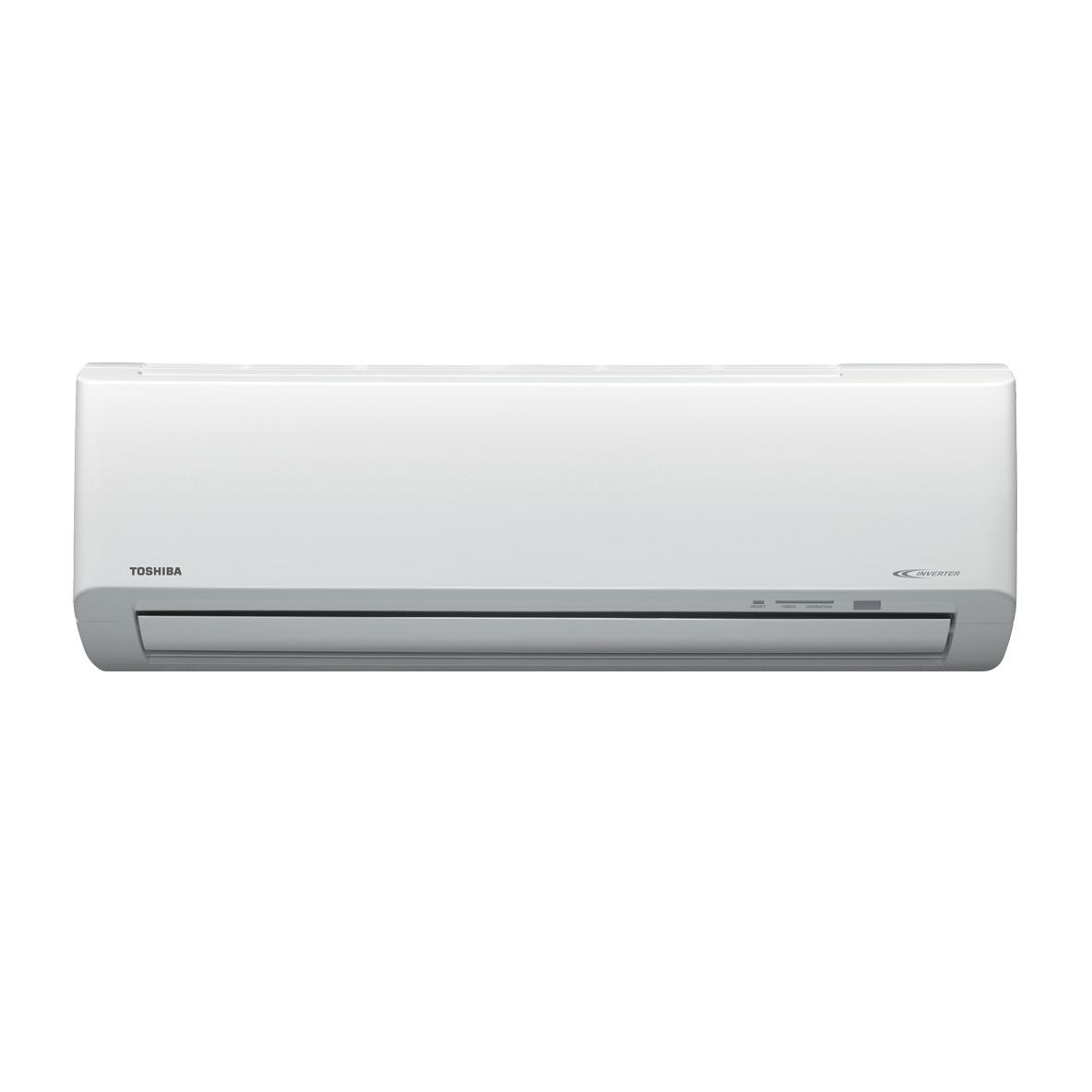 Máy lạnh Toshiba Inverter 1.0 HP RAS-H10H2KCVG-V Model 2020 -Hàng chính hãng (chỉ giao HCM)