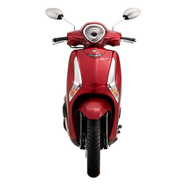 Xe Máy Yamaha Latte - Smart Key (Đỏ)