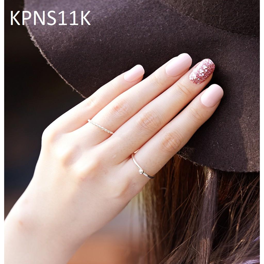 Bộ 30 Móng Tay Gel Dán Press & Go Kiss New York Nail Box - Romantic Dream (KPNS11K)
