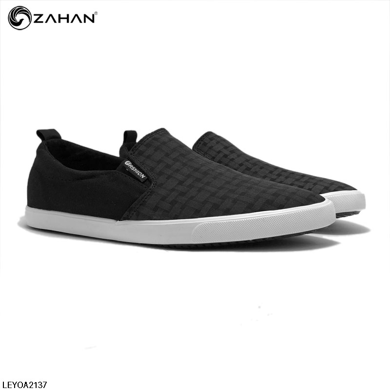 Giày lười vải nam LEYOA2137