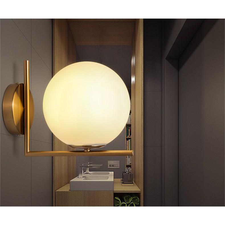 Đèn treo tường đèn vách trang trí nội thất mặt trăng HY618