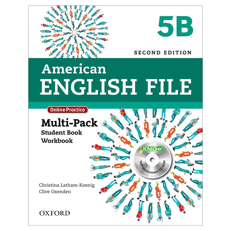 American English File 5B Multi-Pack with Online Practice and iChecker