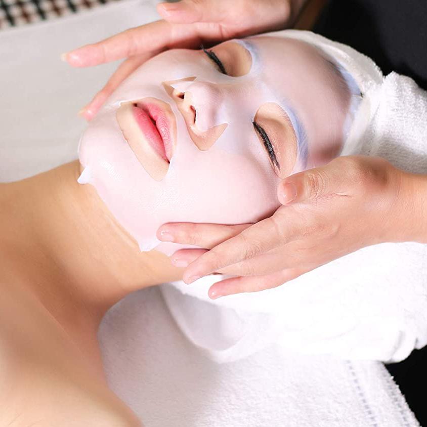 Combo 7 Mặt Nạ Da Sinh Học Dưỡng Trắng Chuyên Sâu COKO Bright Up Bio Skin Nanocell Mask Lên Men Từ 100% Nước Dừa Tươi Tự Nhiên Nâng Tone Cho Làn Da Trắng Sáng, Dẻo Dai Mềm Mịn – Hàng Chính Hãng
