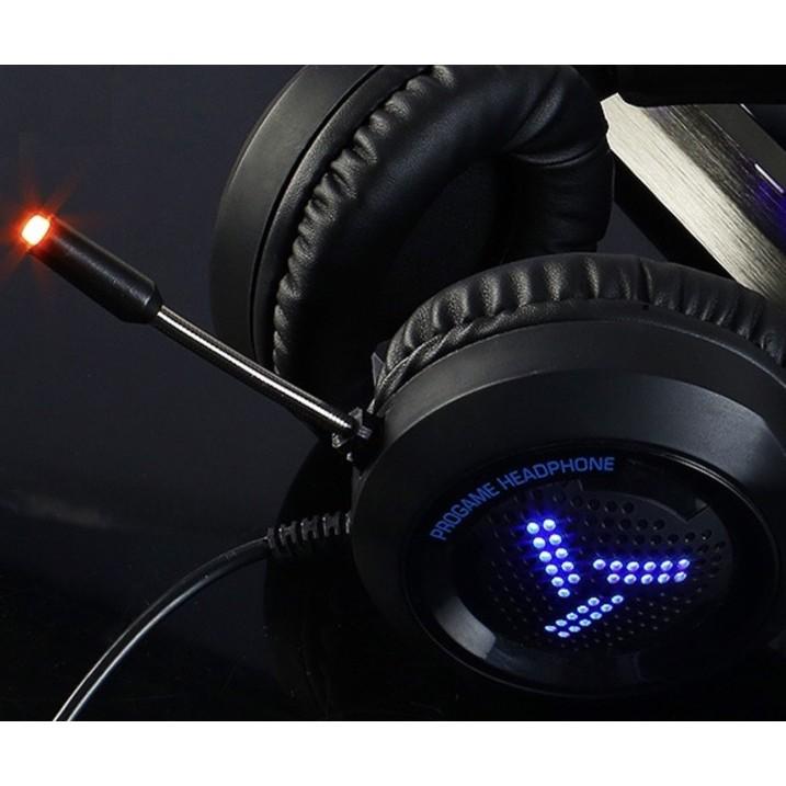 Tai Nghe Chụp Tai Gaming H3T - Tai Nghe Game Thủ