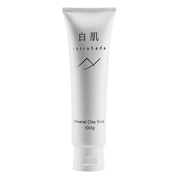 Sữa Rửa Mặt Shirohada Mineral Clay Soap (100g)