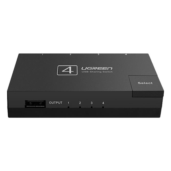 Hub USB Ugreen 4 Cổng 2.0 30346 - Hàng Chính Hãng