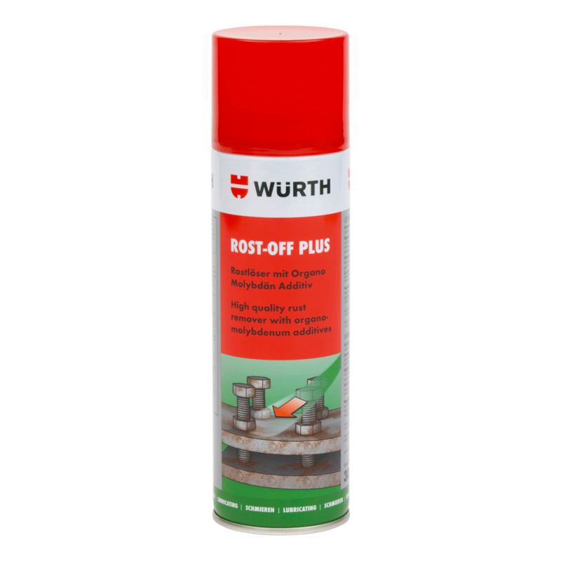 Chất phá gỉ Wurth Rust Remover Rost-Off Plus 300ml