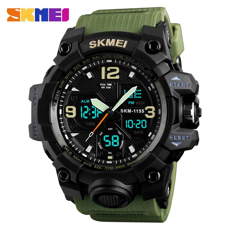 Đồng hồ đeo tay Skmei - 1155BAG