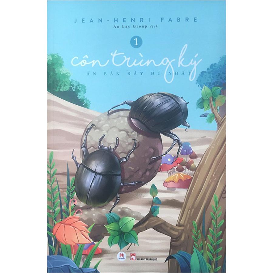 Combo Côn Trùng Ký (3 Tập)