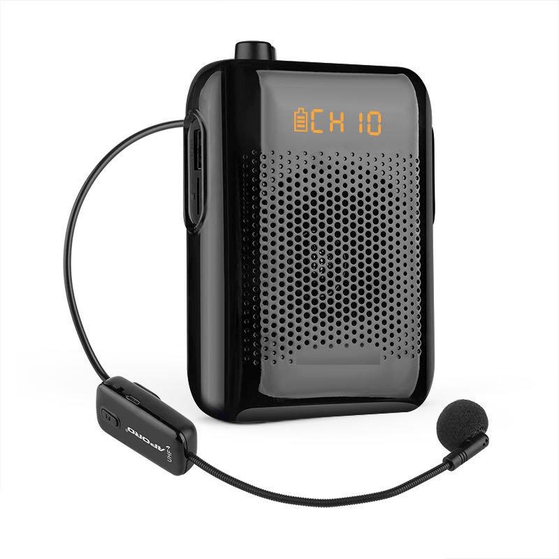 Loa trợ giảng T30UHF không dây Bluetooth 5.0 New công suất lớn, âm thanh không rè, không hú- Hàng Chính Hãng
