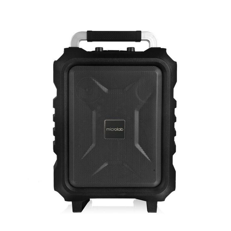 Loa Kéo Karaoke Bluetooth Microlab TL-20 Vân Điều Chỉnh Bass, Treble - Hàng Chính Hãng
