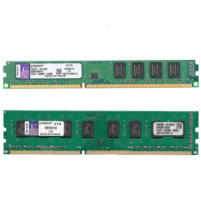 Ram 4gb, ram ddr3 4g pc bus 1600, nâng cấp bộ nhớ trong giúp tăng tốc máy vi tính để bàn.