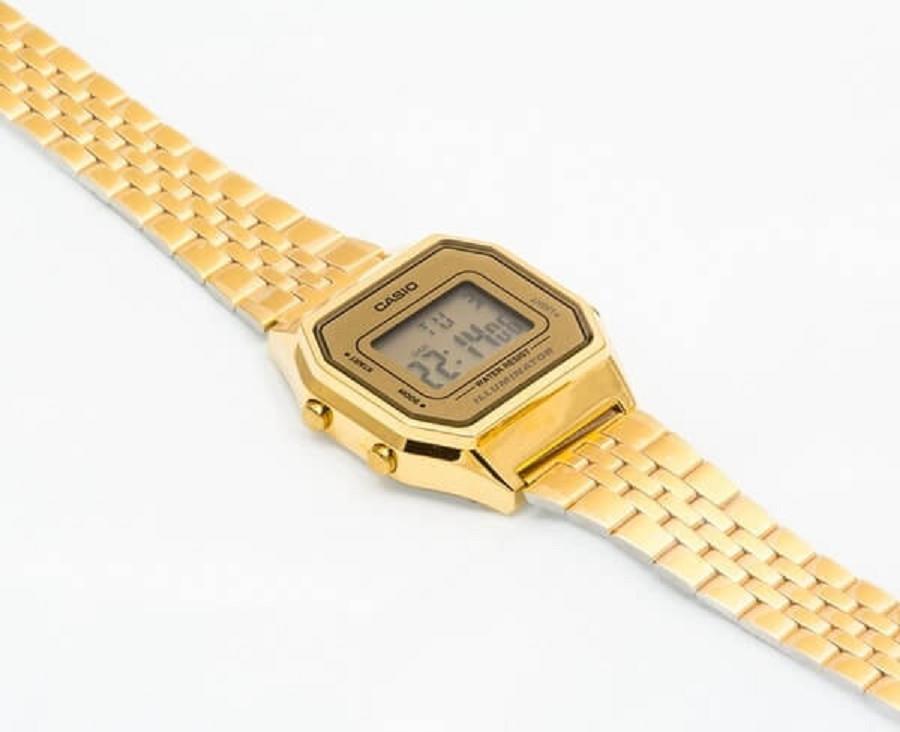Đồng hồ nữ Casio điện tử LA680WGA-9DF (29mm)