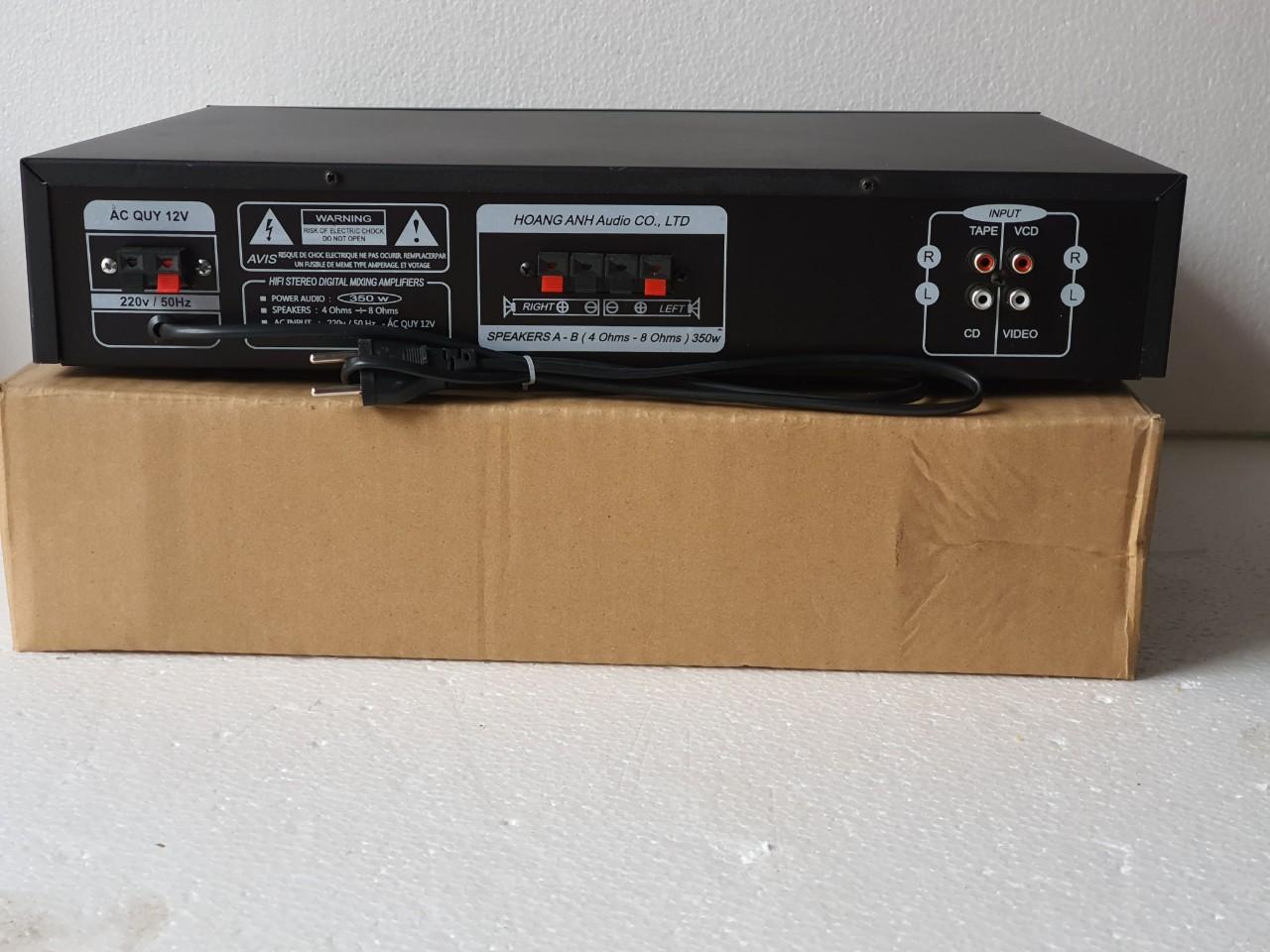 Ampli karaoke gia đình PA5- Hàng chính hãng Oriole