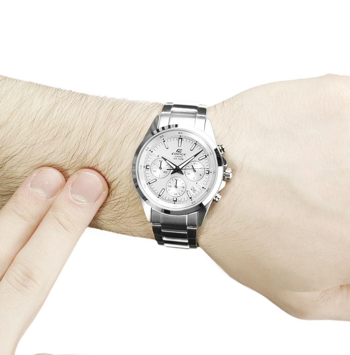 Đồng hồ nam dây kim loại Casio EDIFICE EFR-527D-7AVUDF