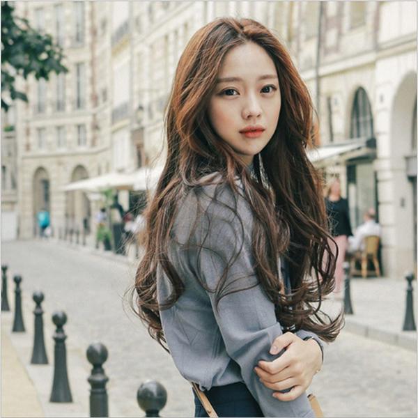 Tóc giả Hàn Quốc  - TG93