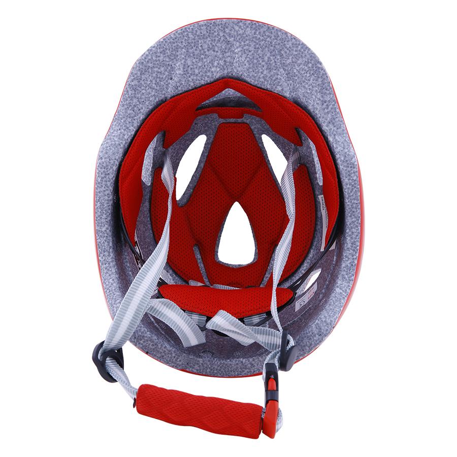 Nón Bảo Hiểm Xe Đạp Baby Basecamp (Người Nhện Đỏ) - Hàng Chính Hãng