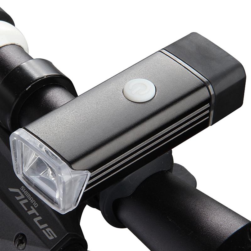 Đèn Pin LED Trên Xe Đạp Kèm Đế Kẹp Hiện Đại - Giao Màu Ngẫu Nhiên