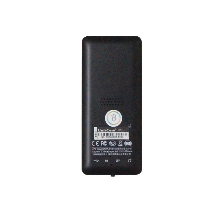 Máy nghe nhạc loa ngoài UnisCom X02 (8G)- Hàng chính hãng