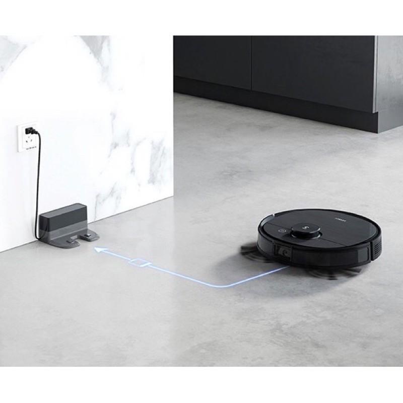 Robot hút bụi lau nhà tự động