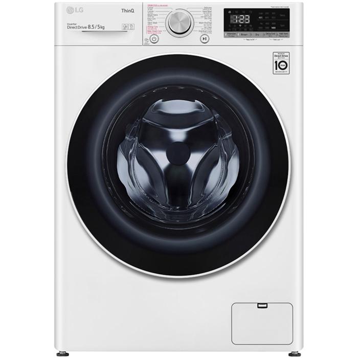 Máy Giặt Sấy LG Inverter 8.5 Kg FV1408G4W - Chỉ Giao HCM