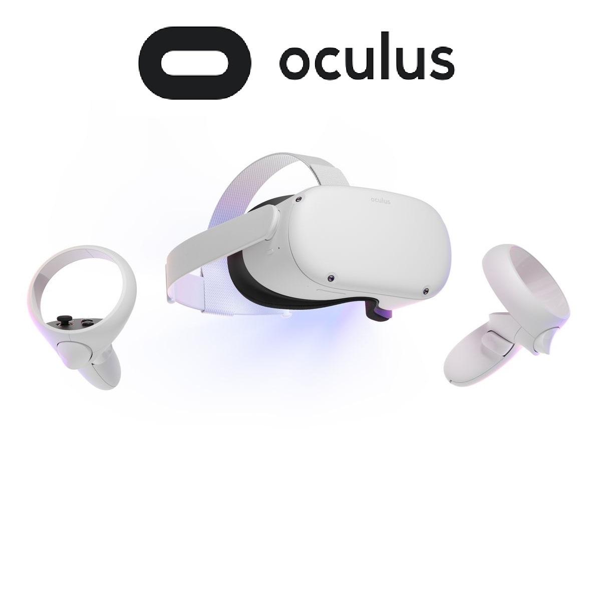 Kính thực tế ảo Oculus Quest 2 - Hàng Nhập Khẩu | Lagihitech2
