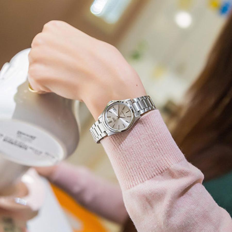 Đồng hồ nữ dây kim loại Casio LTP-1183A-7ADF