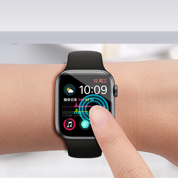 Miếng Dán Cường Lực chính hãng COTEetCI 4D dành cho Apple Watch 38mm