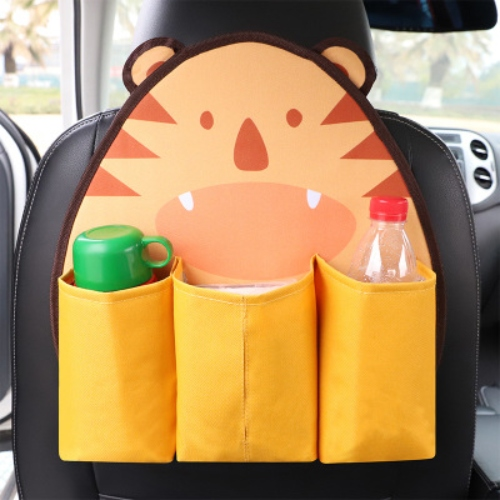 Túi Vải Đựng Đồ Đa Năng Trên Xe Ô Tô, Phù Hợp Gia Đình Có Trẻ Em Nhỏ