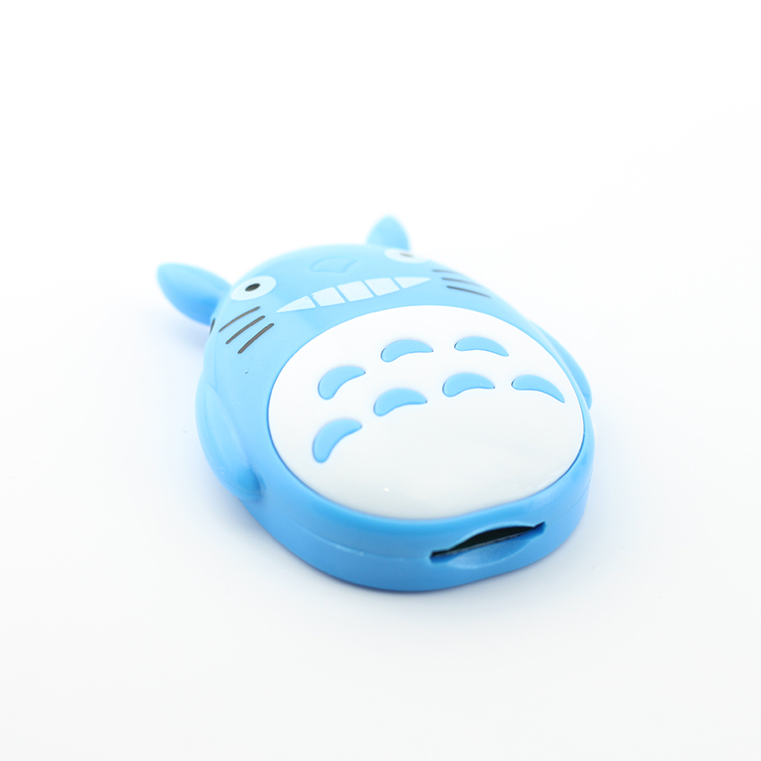 Máy nghe nhạc mp3 hình totoro dễ thương tặng tai nghe và dây sạc