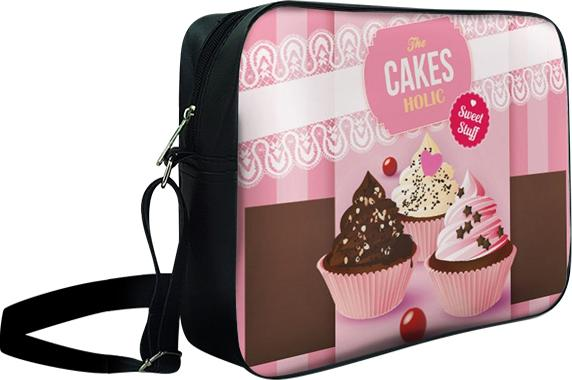 Túi Đeo Chéo Hộp Unisex The Cakes Holic - TCFO007 34 x 9 x 25 cm