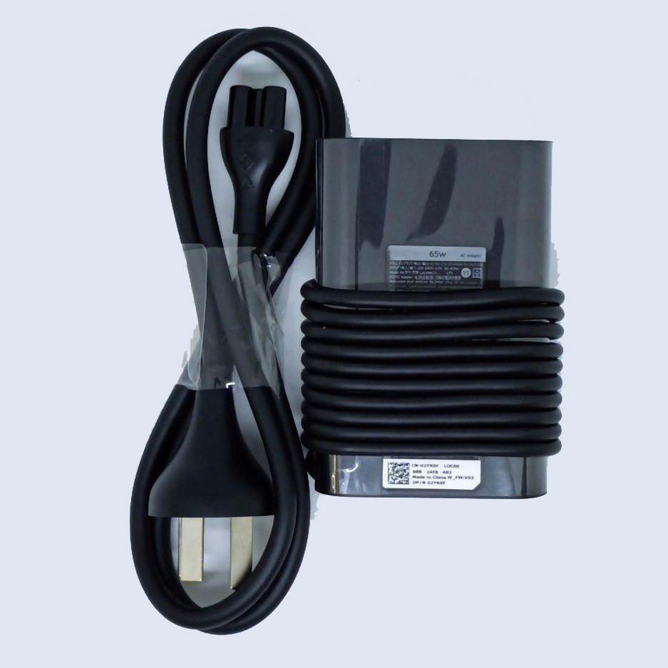 Adapter sạc dành cho Laptop Dell 65w type-c (19.5V-3.34A)