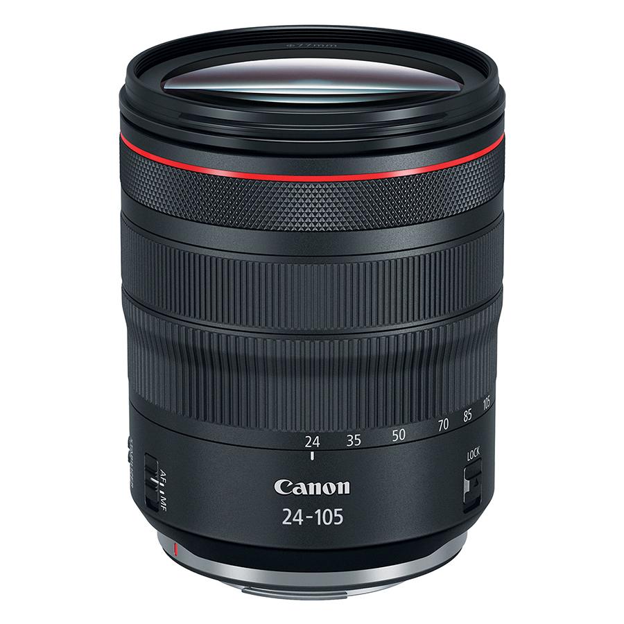 Lens Canon RF 24-105mm f/4L IS USM - Hàng Chính Hãng