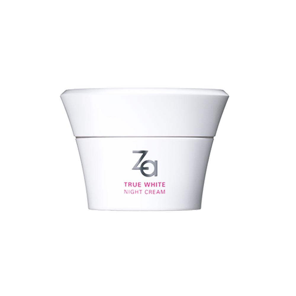 Bộ Kem Dưỡng Và Làm Sáng Da ZA Ngày Đêm (True White Ex Night Cream 40ml + True White Ex Day Cream SPF20 PA++ 40ml)