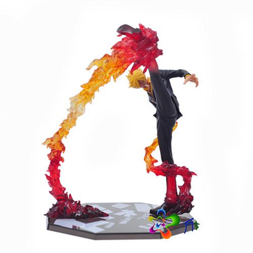 Mô hình Figure One piece Sanji Hắc Cước