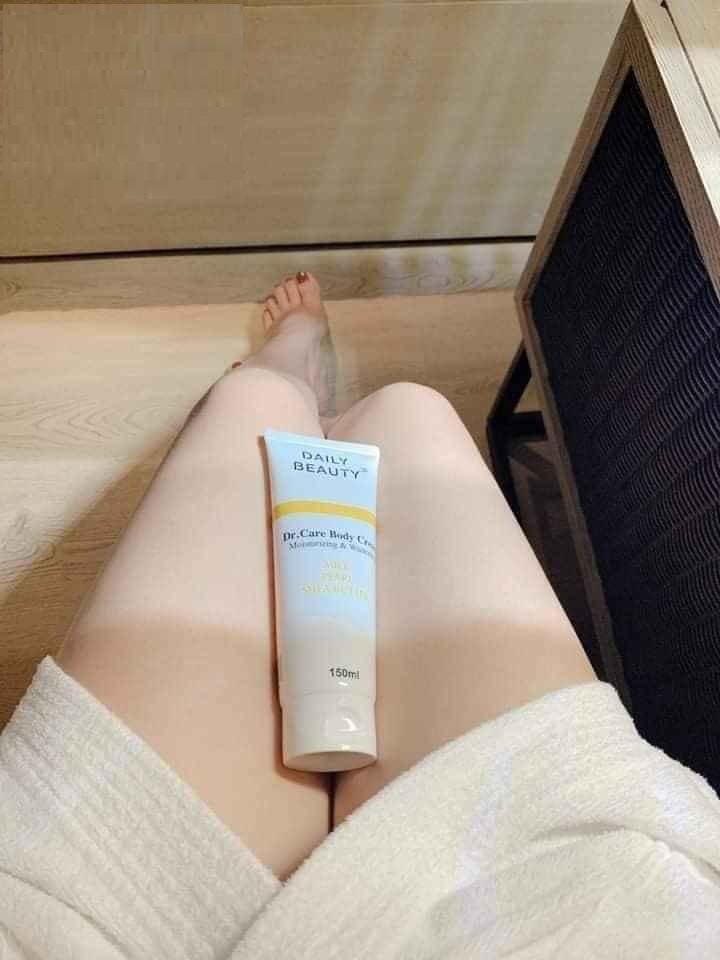 Combo 5 hộp Kem dưỡng thể Daily Beauty Dr.Care Body Cream sản phẩm nhập khẩu chính ngạch Hàn Quốc